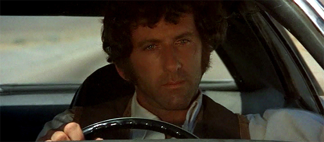 Barry Newman dans Point Limite Zéro (1971)