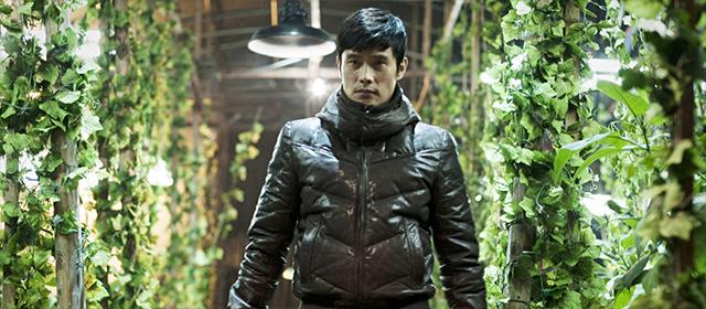 Lee Buyng-Hun dans J'ai rencontré le diable (2010)
