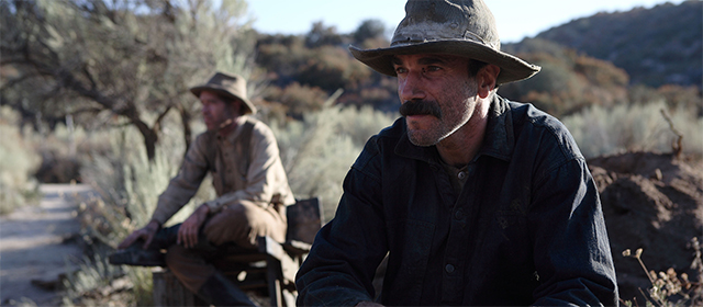 Daniel Day-Lewis dans There Will Be Blood (2007)