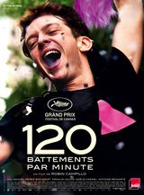 Affiche de 120 battements par minute (2017)