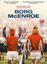 Affiche de Borg/McEnroe (2017)