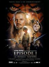 Affiche de Star Wars Episode I : La Menace Fantôme (1998)