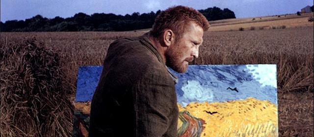 Kirk Douglas dans La Vie Passionnée de Vincent Van Gogh (1956)