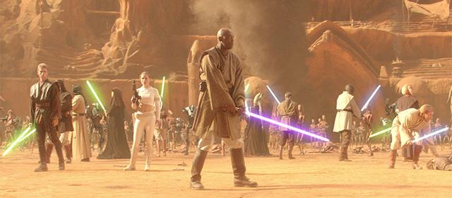 Star Wars Episode II : L'Attaque des Clones (2002)