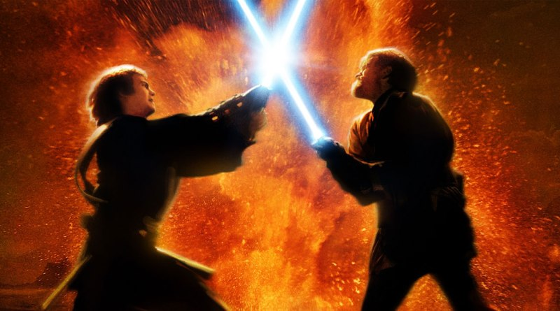 Star Wars Episode III La Revanche des Sith