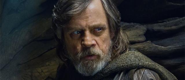 Mark Hamill dans Star Wars Episode VIII : Les Derniers Jedi (2017)