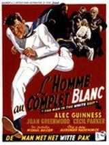Affiche de L'Homme au complet blanc (1951)
