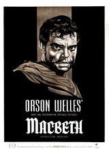 Affiche de Macbeth (1948)