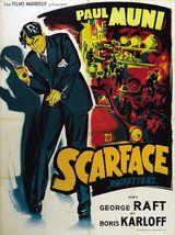Affiche de Scarface (1932)