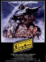 Affiche de Star Wars Episode V : L'Empire contre-attaque (1980)