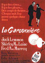 Affiche de La Garçonnière (1960)