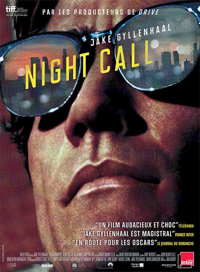 Affiche de Night Call (2014)