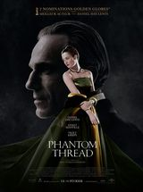 Affiche de Phantom Thread (2018)