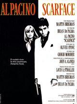 Affiche de Scarface (1983)
