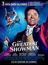 Affiche de The Greatest Showman (2018)
