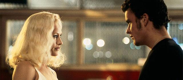 Patricia Arquette et Balthazar Getty dans Lost Highway (1997)