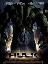 Affiche de L'Incroyable Hulk (2008)