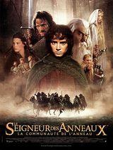 Affiche du Seigneur des Anneaux : La Communauté de l'Anneau (2001)