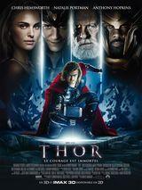 Affiche de Thor (2011)