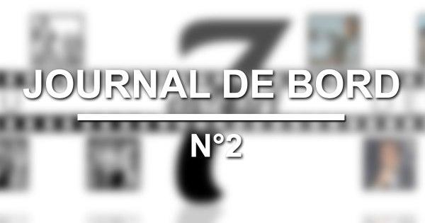 Journal de bord n°2