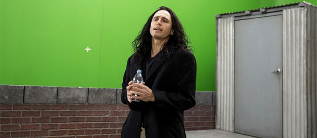 James Franco dans The Disaster Artist (2018)