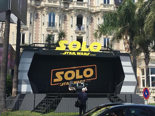 """""""Solo"""" voit les choses en grand"""
