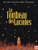 Affiche du Tombeau des Lucioles (1988)