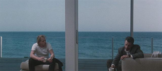 Val Kilmer et Robert de Niro dans Heat (1995)