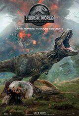 Affiche de Jurassic World : Fallen Kingdom (2018)
