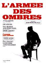 Affiche de L'Armée des Ombres (1969)