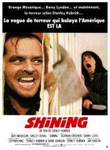 Affiche de Shining (1980)