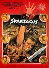 Affiche de Spartacus (1960)