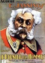Affiche du Dernier des Hommes (1924)