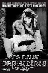 Affiche des Deux Orphelines (1921)