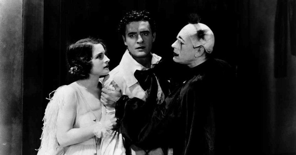 Larmes de clown (1924)