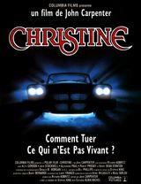 Affiche de Christine (1983)