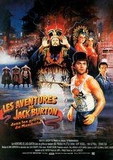 Affiche des Aventures de Jack Burton dans les griffes du Mandarin (1986)