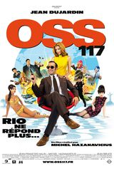 Affiche d'OSS 117 : Rio ne répond plus (2009)