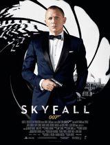 Affiche de Skyfall (2012)