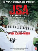 Affiche de Joint Security Area (2000)