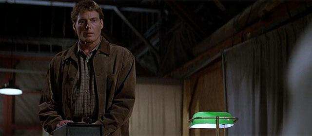 Christopher Reeve dans Le Village des Damnés (1995)