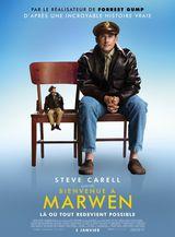 Affiche de Bienvenue à Marwen (2019)