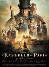 Affiche de L'Empereur de Paris (2018)