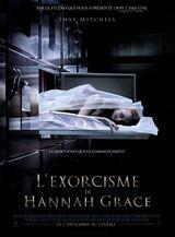 Affiche de L'Exorcisme de Hannah Grace (2018)