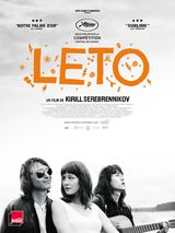 Affiche de Leto (2018)