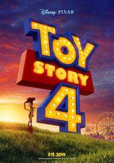 Affiche provisoire de Toy Story 4 (2019)