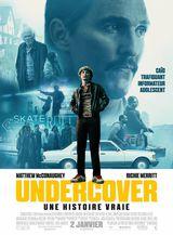 Affiche d'Undercover - Une histoire vraie (2019)