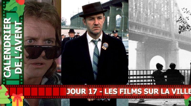 Les films sur la ville