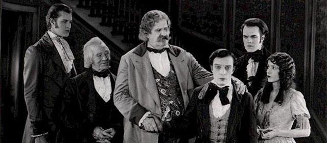 Les lois de l'hospitalité (1923)