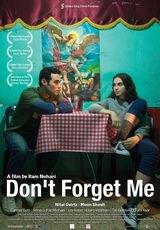 Affiche de Don't Forget Me (2019)